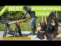 Tools for Working Wood | Top 7 Best Essential Traditional New Cool Woodworking Tools for Sale