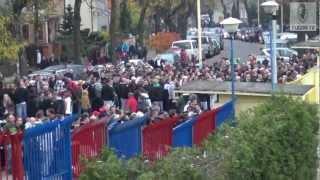 Pogoń Szczecin - Legia Warszawa 22.10.2012 (kulisy)