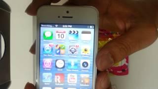 How Unlock Iphone