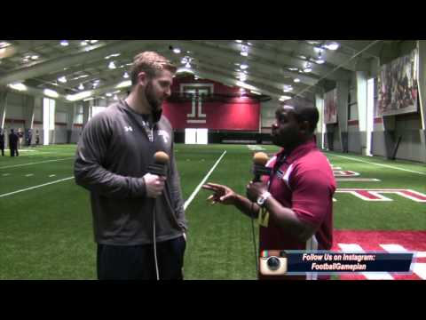 Football Gameplan's 2016 Villanova Pro Day Interview: Ryan O'Malley, Penn