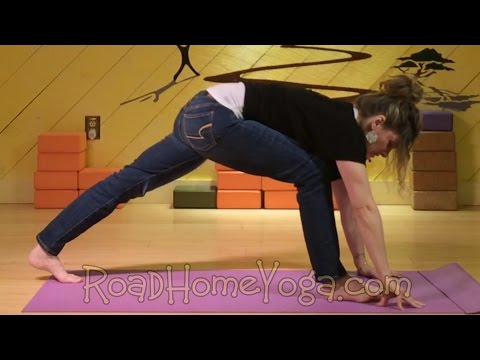 Hip Opening - Yoga Pose Breakdowns with Aimee DeRoehn