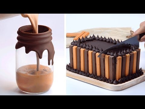 How To Make Chocolate Cake Decorating For Family 🍫 🍫 🍫 | Fancy Chocolate Cake Recipes You'll Like