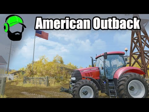 Farming Simulator 15 - American Outback - Best American Map yet?