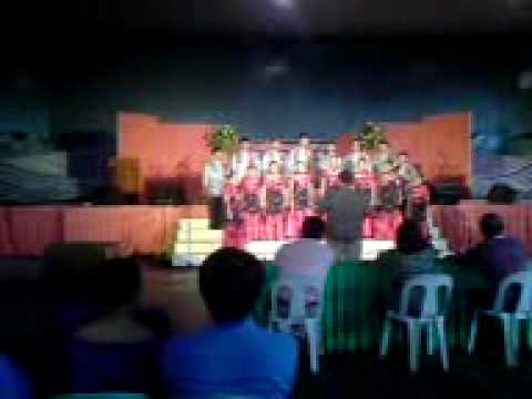 WMSU GRANDCHORALE CHAMPION MASCUF 2009-Cahavacano (warm up song)-Magtanim ay di biro(contest piece)