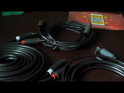 Ugreen- Audio ,Digital Coaxial ,Optical  Cables