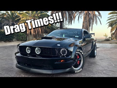 You won't believe how FAST my FBO Cammed Mustang GT is!