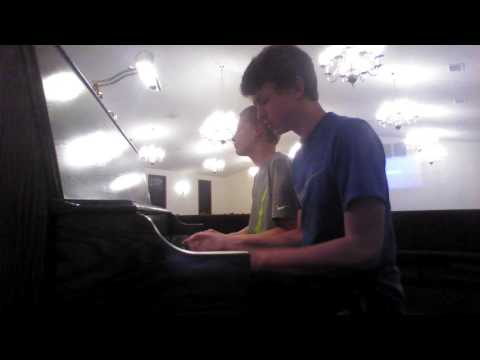Piano Sessions Vol. VI: This Is Amazing Grace (Phil Whickham Cover) (Duet)