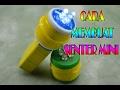 Amazing! Inilah Cara Membuat Senter Dari Tutup Botol bekas (Gampang dan murah)