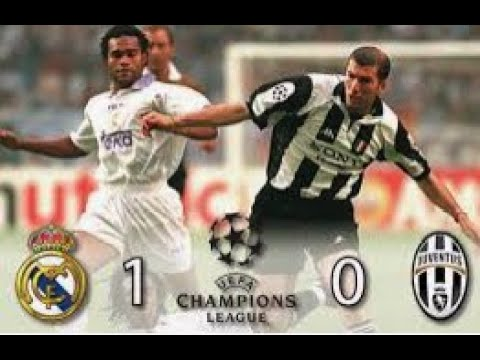 Download Real Madrid 1-0 Juventus 1998 UCL Final Goals and Highlights