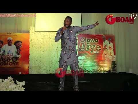 Meet Elesho's Son Who Is Now A Comedian. Check Out His Performance, He's As Funny As His Dad