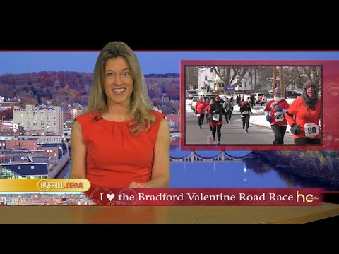 The Haverhill Journal - February 25, 2016 - Valentine Road Race, Underground Railroad, Comm. Compact