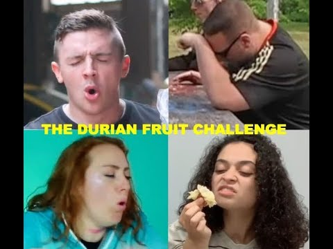 Durian: Eating The Stinkiest Fruit In The World.