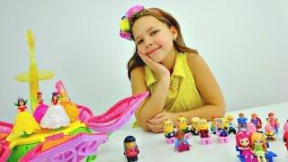 видео С какими игрушками любят играть дети дома?