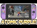 ATOMIC PURPLE Nintendo Switch Joy-Con Mod DIY   Austin John Plays