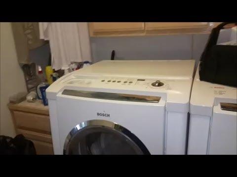 Bosch Washing Machine Error Codes E02 E13 E17 The