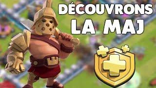 Clash of Clans - DÉCOUVRONS LA MISE A JOUR !