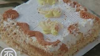 """Лимонный торт. Из цикла комедийных короткометражных фильмов """"Дорога"""" (1977)"""