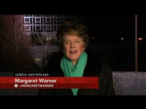 Margaret Warner from Geneva: Is this a done deal?