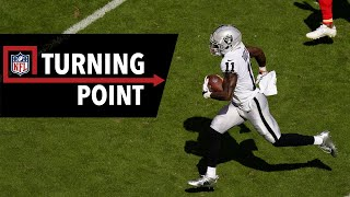 How Henry Ruggs III Ran Down the Chiefs | NFL Turning Point