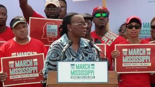 Senator Nina Turner - The March on Mississippi