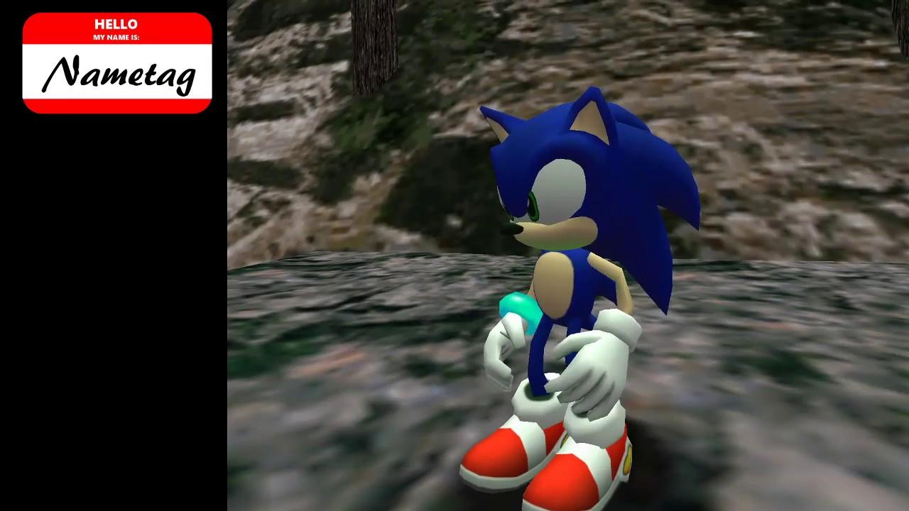 Sonic Adventure Dx Bettersadx Playthrough Part 2 Youtube