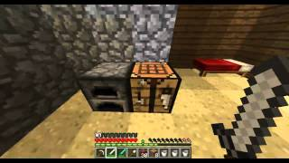 minecraft   how to make an enchantment table enchant items