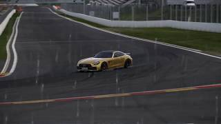 Project Cars 2 Mercedes AMG GT R At Spa AMAZING SOUND - RacingNL Short Clips #13