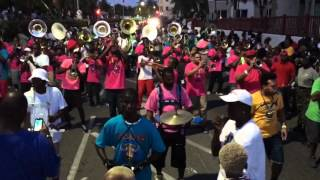Saxons Youth March 2015 Part 2