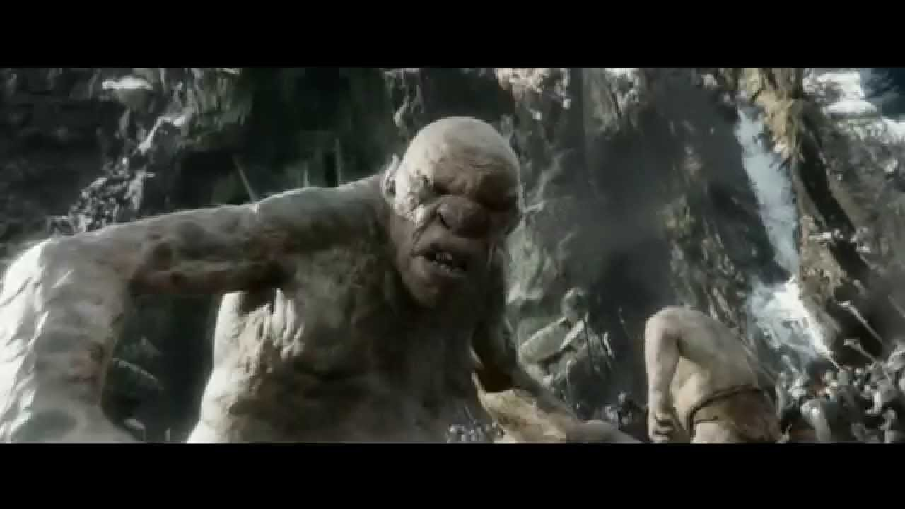 The Hobbit The Battle Of The Five Armies Azog