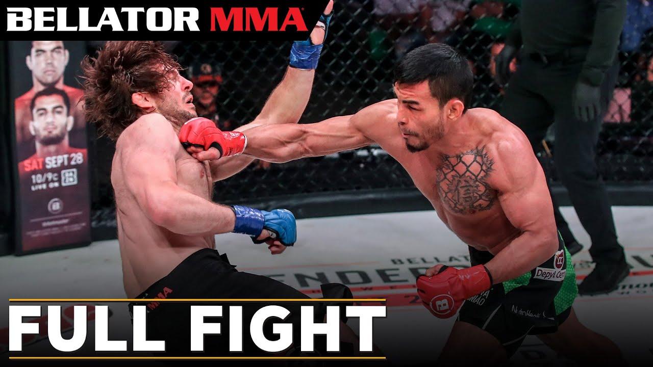Download Full Fight | John Macapa vs. Ashleigh Grimshaw - Bellator 226