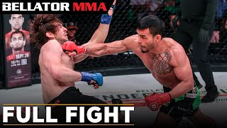 Full Fight | John Macapa vs Ashleigh Grimshaw - Bellator 226