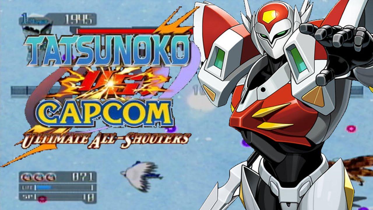 Tatsunoko VS Capcom UAS Tekkaman by hes6789 on DeviantArt