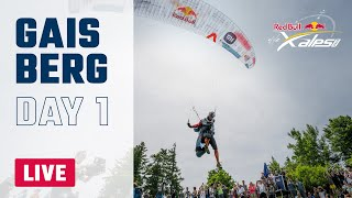 Facebook LIVE: Gaisberg arrivals and take-offs - Red Bull X-Alps 2021