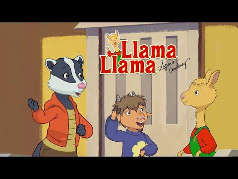 Llama Llama and