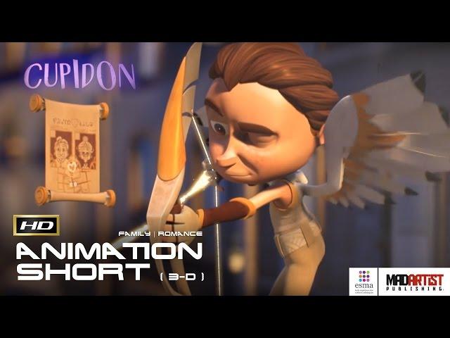 CUPIDON   Love really is Blind! - 3D CGI Animation film by ESMA