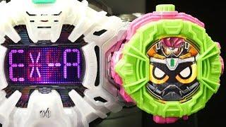 仮面ライダージオウ 【SG07 エグゼイドマキシマムゲーマーライドウォッチ】レジェンドライダーライドウォッチ Kamen Rider Zi-O Maximum Gamer Ride Watch