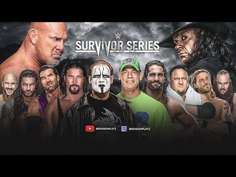 """WWE 2k18 Universe Mode"" | ""Survivor Series PPV"" | #27 (""WWE 2k18"" PS4/Xbox One)"