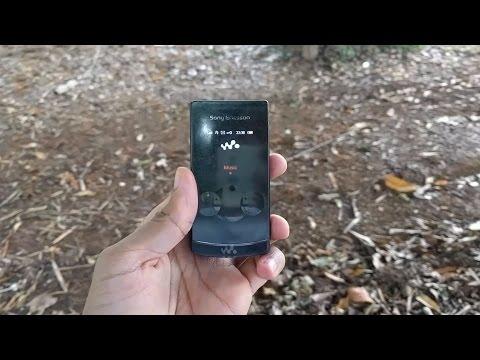 ✹Sony Ericsson W980 de 2008,um S7 em dias atuais (:v) | Reviews Nostalgicos #01