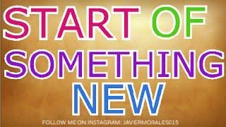 High School Musical 1 - Start of something new - Lyrics Video (FULL HD)
