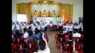 2013年《童样の天空》佛教好儿童欢乐营 - 营歌手语
