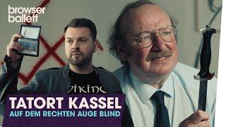 Tatort Kassel – Auf dem rechten Auge blind
