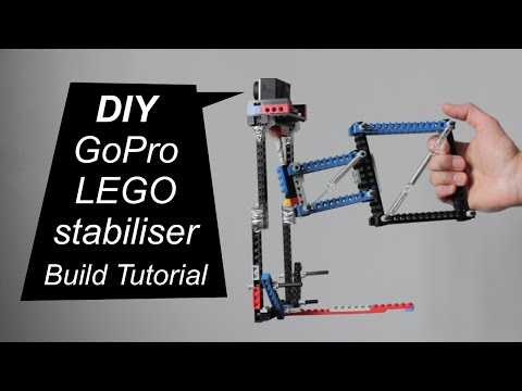 Lego Camera Stabilizer Is the Cure for Shaky Video