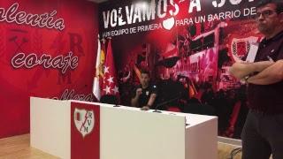 DIRECTO: Rueda de prensa pese Michel previa al Huesca-Rayo Vallecano