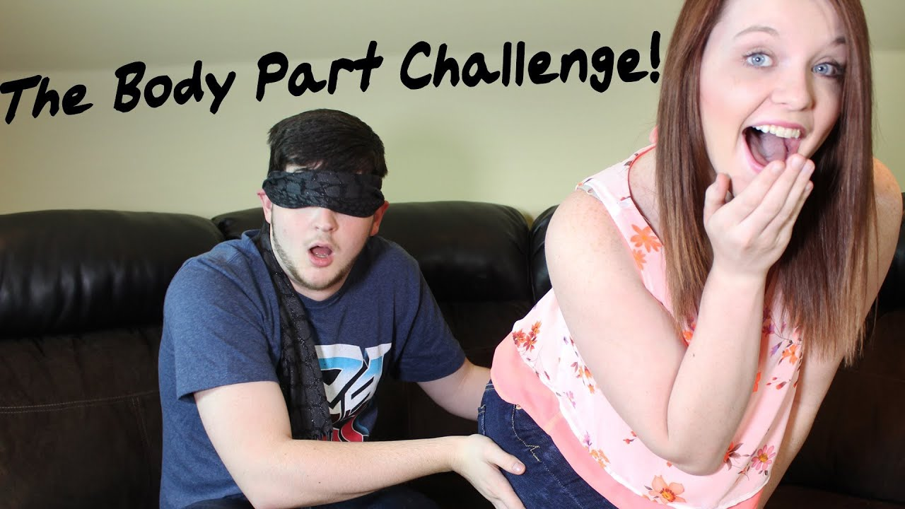 WHAT IS IT!? (Body part Challenge) - YouTube