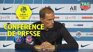 Conférence de presse Paris Saint-Germain - Toulouse FC ( 4-0 ) / 2019-20