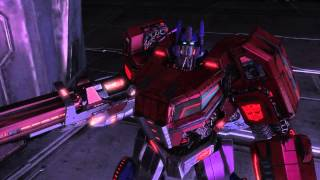 Transformers: Rise of the Dark Spark — голос Прайма