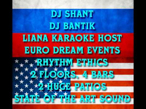 ULTIMATE KARAOKE BATTLE RUSSIA VS USA JULY 8TH SAN FRANCISCO