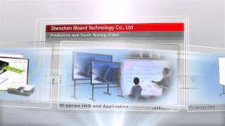 IBoard IR Multi-Touch Technology Introduction