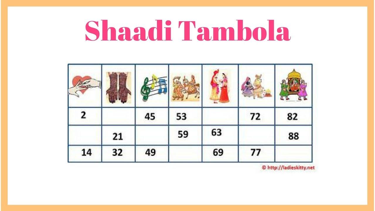 download tambola tickets