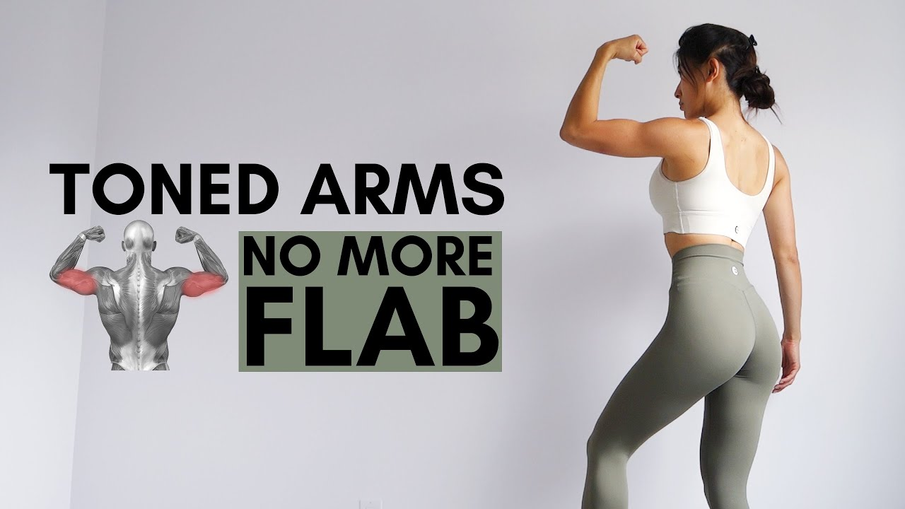 Strong & Defined Arm Exercises   No More Jiggly Arms!